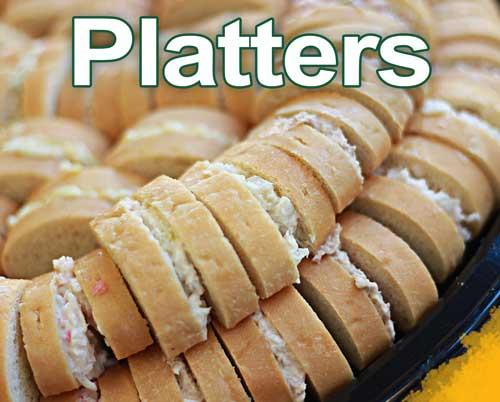 Ems Salad Sandwich Platters