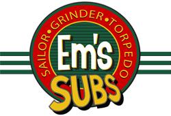 Em's Subs Logo