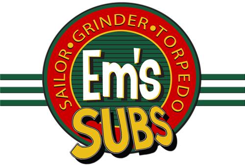 Em's Subs Mobile Retina Logo