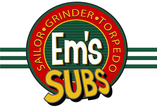 Em's Subs Retina Logo