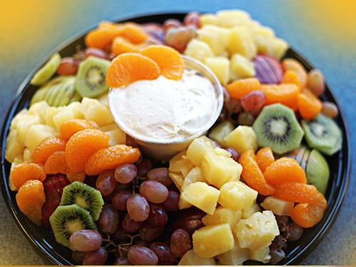 Em's Fresh Fruit Party Platter