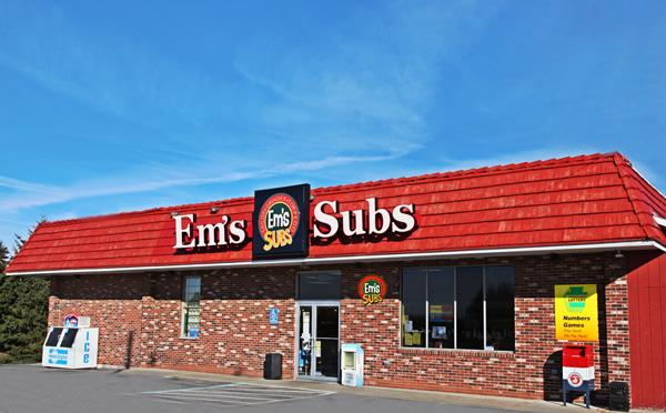 Em's Sub Shop, Salix, PA