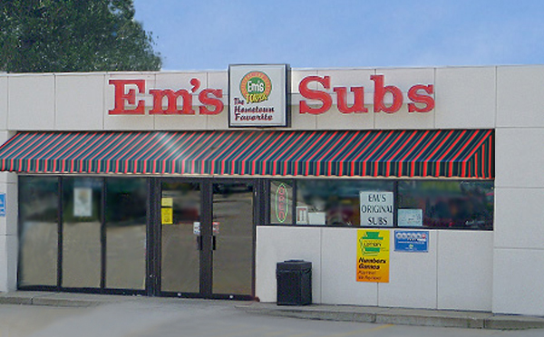 Em's Sub Shop West Patriot Street Somerset PA