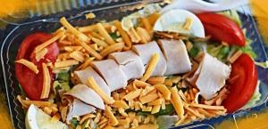 Em's Subs Salad