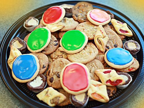 Em's Assorted Cookie Platter